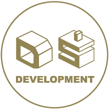 DŚ Development Logo
