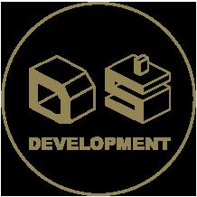 DŚ Development - budowa domów i apartamentów Lubin Zielona Góra Wrocław Leszno Logo