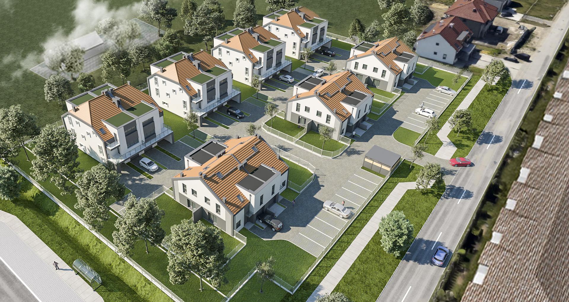 wrocław, ul. sosnowa, sprzedaż domów